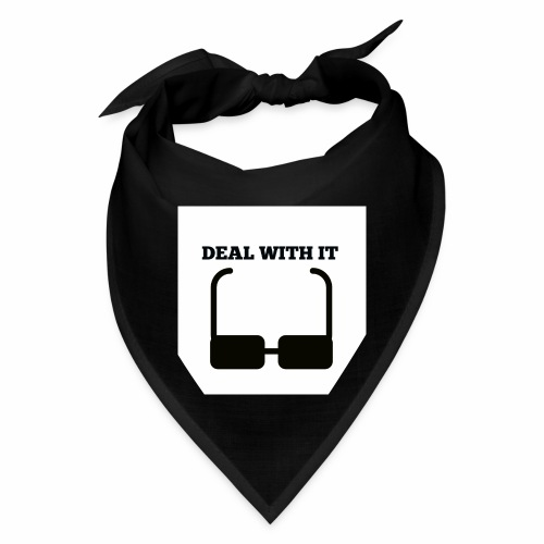 Deal with it - Bandana
