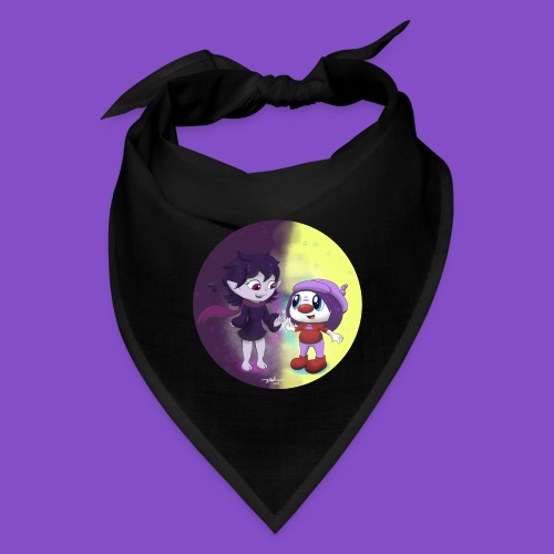 Salem and Mindy - Bandana