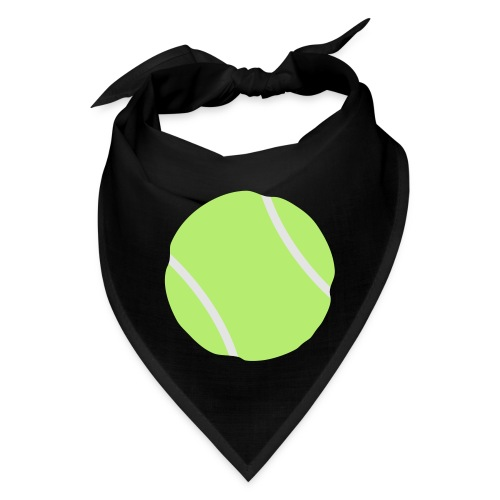 tennis ball - Bandana