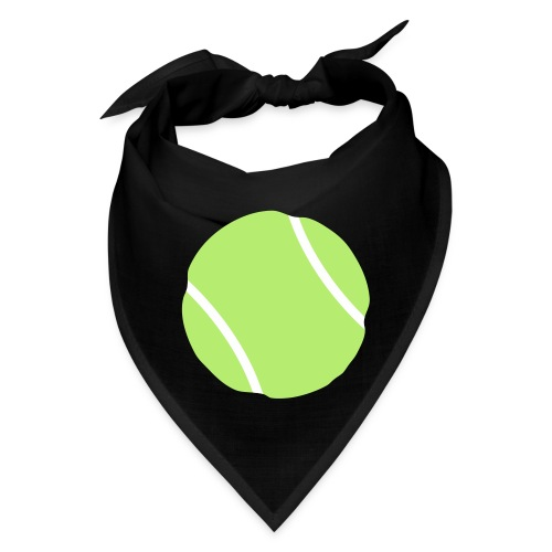 tennis ball - Bandana