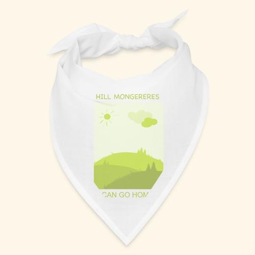 Hill mongereres - Bandana