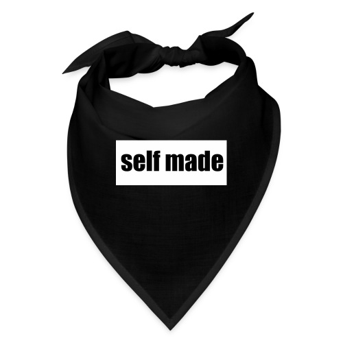 self made tee - Bandana