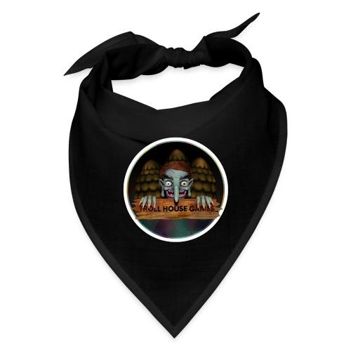 Troll House Games Logo - Bandana