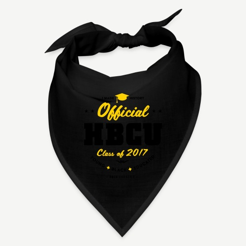 Official HBCU Class of 2017 Grad - Bandana