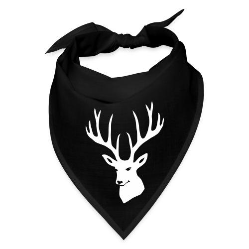 stag night deer buck antler hart cervine elk - Bandana