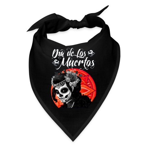 Dia de Los Muertos 01 - Bandana