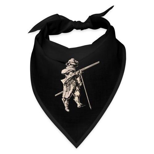 Soldier with mosquet - Bandana