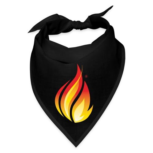 HL7 FHIR Flame Logo - Bandana