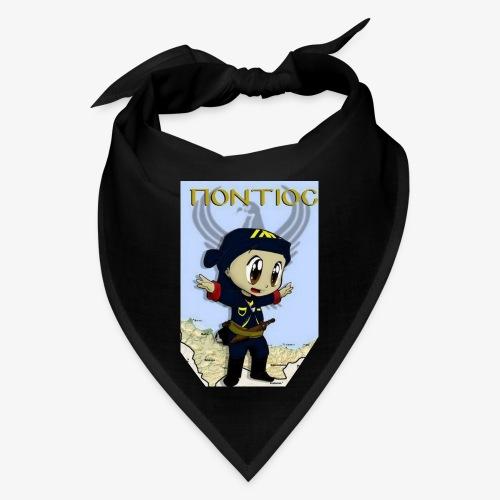 Cartoon - Pontian... fly like an eagle - Bandana