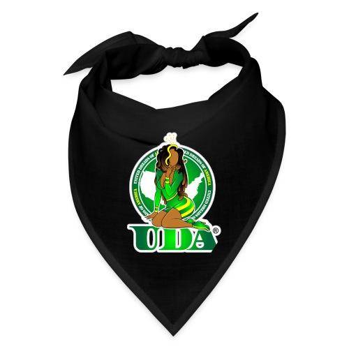 Green White UDA Womens Limited Edition - Bandana