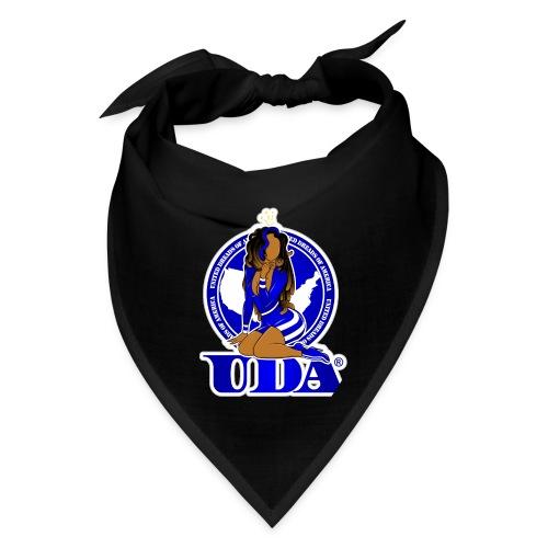 Blue White UDA Womens Limited Edition - Bandana