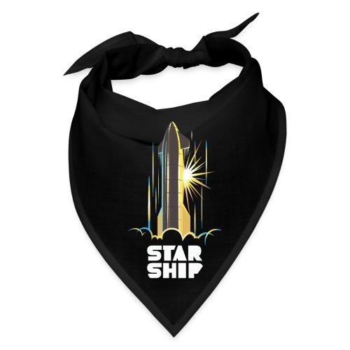 Star Ship Earth - Dark - Bandana