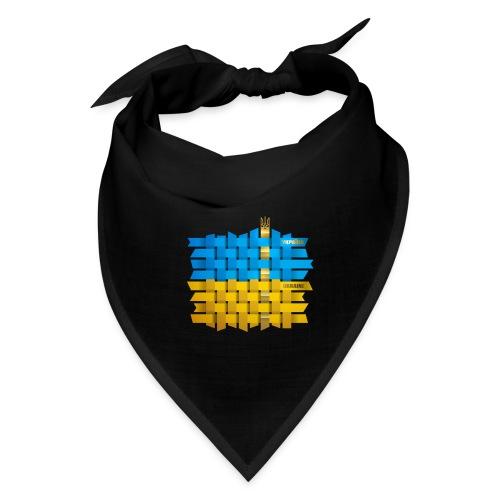 Weave Ukrainian flag - Bandana