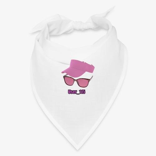 Glasses And Hat - Bandana