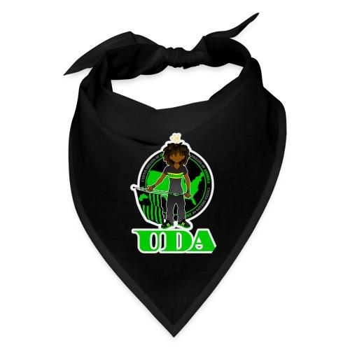 Black Yellow Green UDA Limited Edition - Bandana