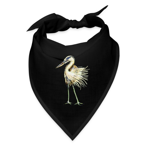 Great Blue Heron - Bandana