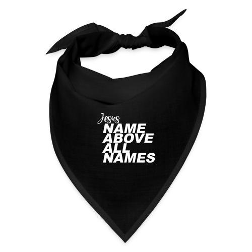 Jesus: Name above all names - Bandana