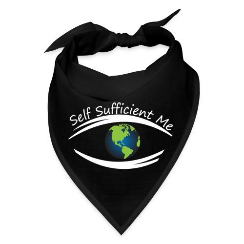 Self Sufficient Me Logo Large - Bandana