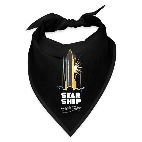 StarShip Earth - Dark - With Logo - Bandana