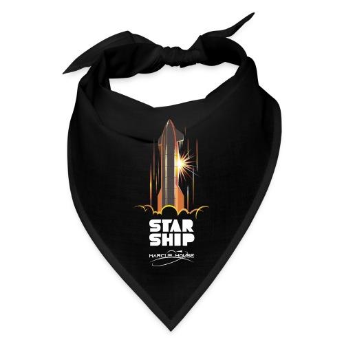 Star Ship Mars - Dark - With Logo - Bandana