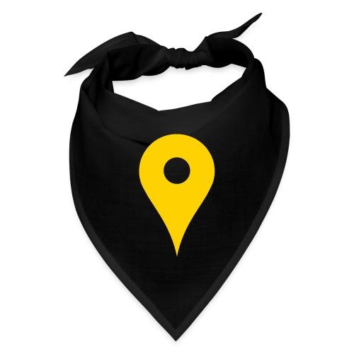 Map Pin - Bandana