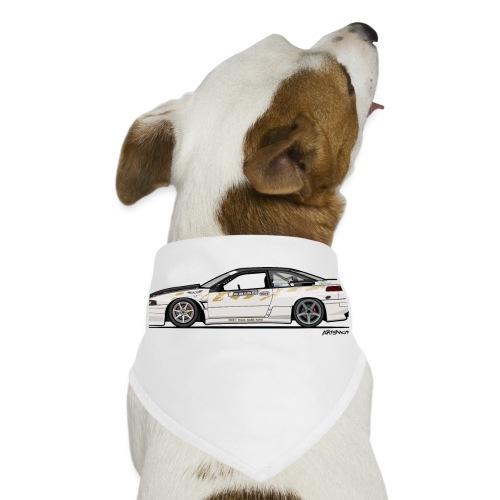 Subaru SVX Van Den Elzen Drift Car - Dog Bandana
