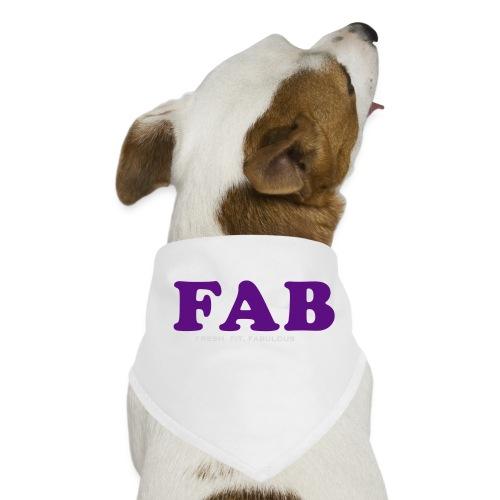 FAB Tank - Dog Bandana