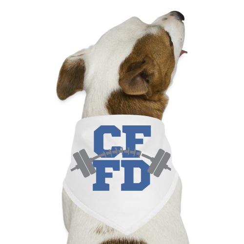 CFFD Barbell - Dog Bandana