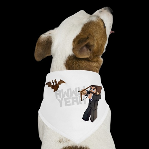 Awww Yeah (Bat) - Dog Bandana