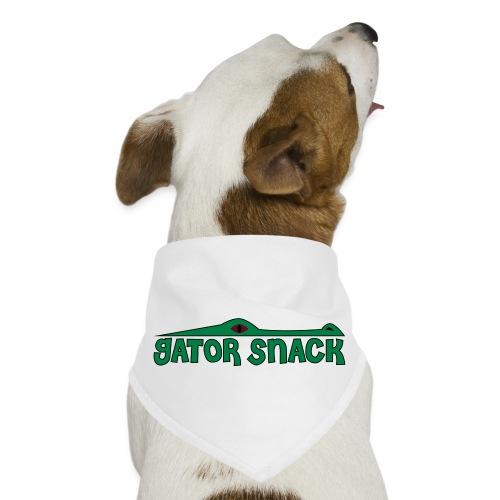 Gator Snack - Dog Bandana
