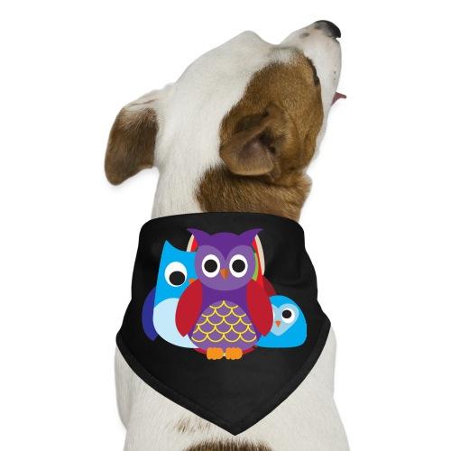 Cute Owls Eyes - Dog Bandana