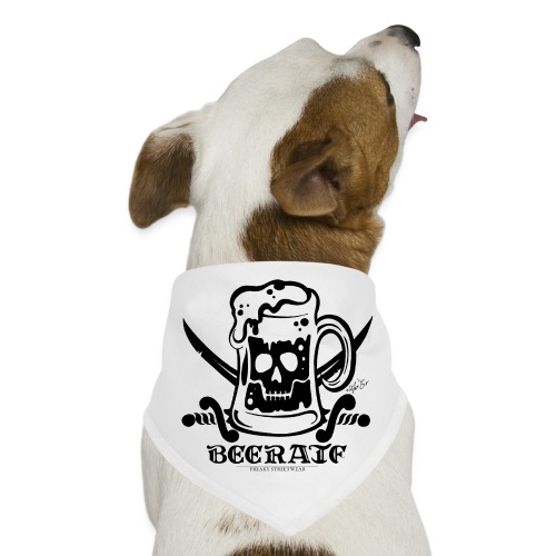 Beerate - black - Dog Bandana
