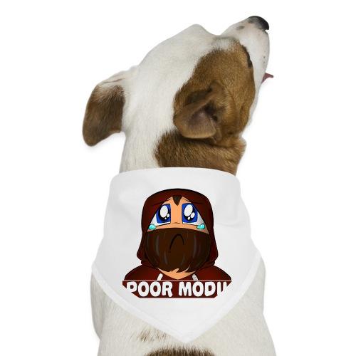 poor modii - Dog Bandana