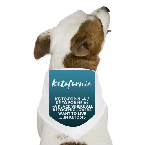 Ketofornia - Dog Bandana