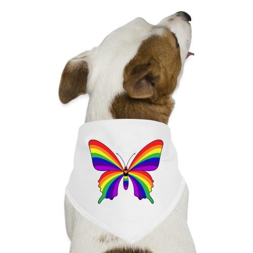 Rainbow Butterfly - Dog Bandana