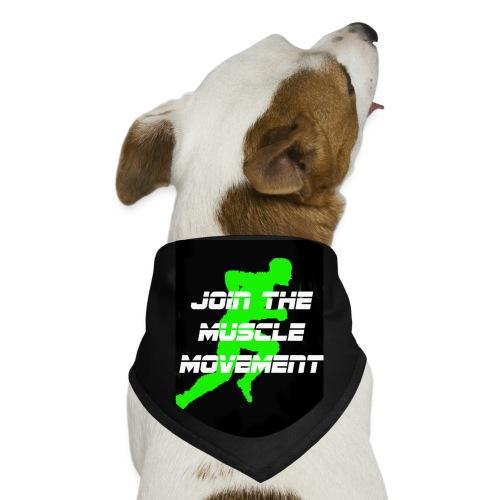 muscle movement - Dog Bandana
