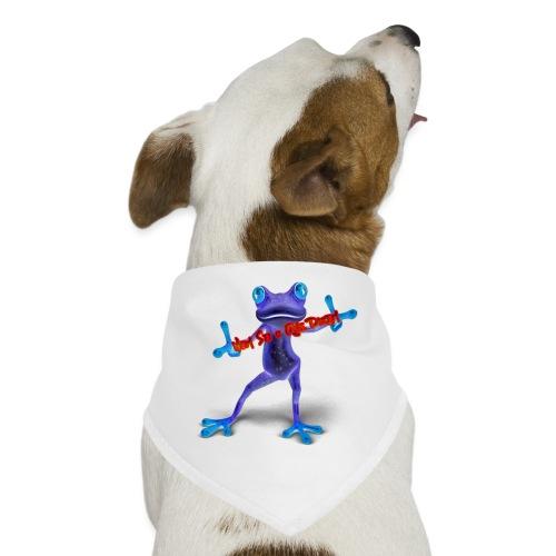 Logo - Nem Sei o Que Dizem - Podcast - Dog Bandana