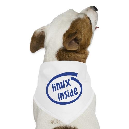 linux inside - Dog Bandana