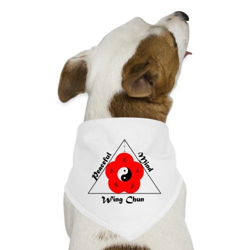 Peaceful Mind Vector - Dog Bandana