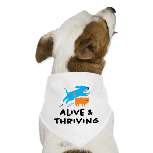 Alive Thriving Animal Behavior Program - Dog Bandana