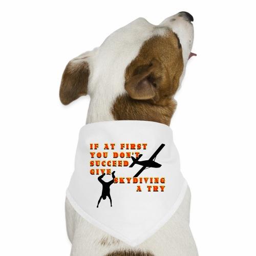 Try Skydiving - Dog Bandana