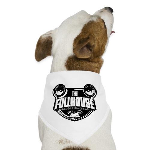 iPad 2/3 Case With Black/White FHE Logo - Dog Bandana