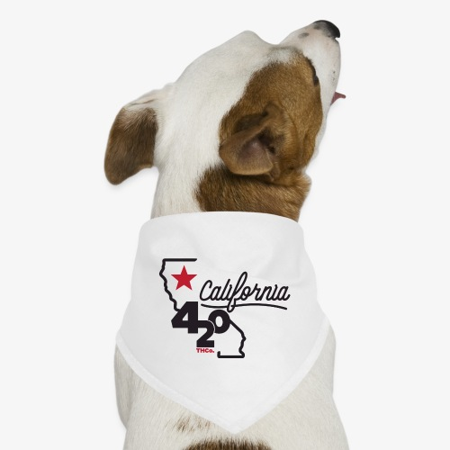 California 420 - Dog Bandana