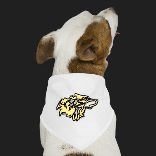 wolfepacklogobeige png - Dog Bandana