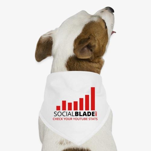 Traditional Logo Tagline - Dog Bandana