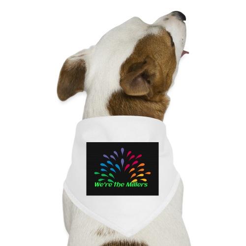 We're the Millers logo 1 - Dog Bandana