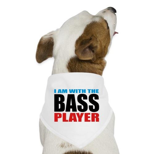 I am with the Bass Player - Dog Bandana