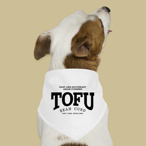 Tofu (black) - Dog Bandana