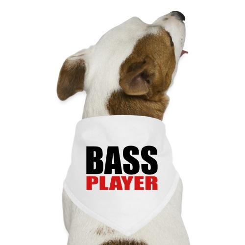 Bass Player - Dog Bandana