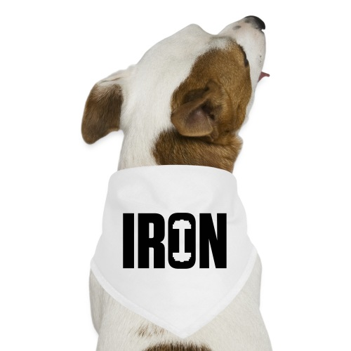 IRON WEIGHTS - Dog Bandana
